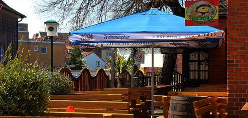 Alioli Tapas Bar außen